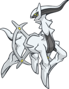 493Arceus Steel Dream