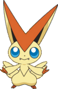494Victini BW anime 2