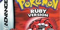Pokémon Ruby and Sapphire Version