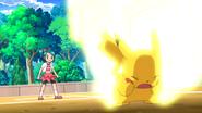 Ayumi Pikachu Thunderbolt