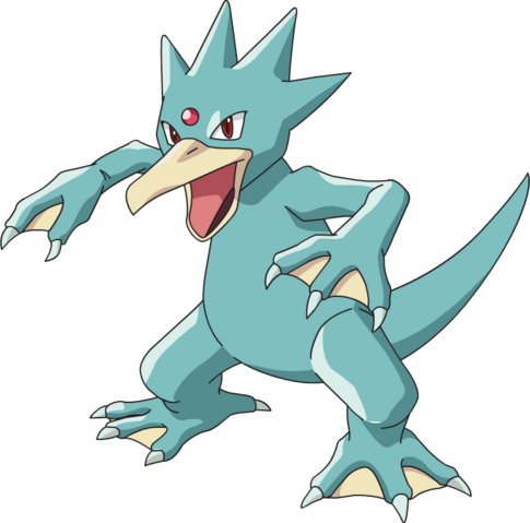 File:055Golduck AG anime.png