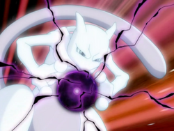 Mirage Mewtwo Shadow Ball