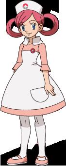 File:Nurse Joy XY.png