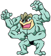068Machamp OS anime