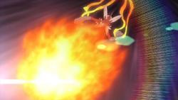 May Blaziken Blaze Kick (game)