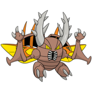 127Pinsir Mega Dream