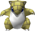 027Sandshrew Pokemon Stadium