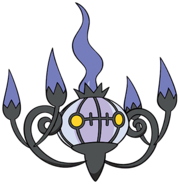 609Chandelure Dream