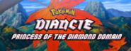 Diancie Princess Title screenshot