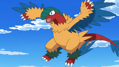 Archeops anime