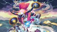 Mega Hoopa Pokemon TCG XY Ancient Origins