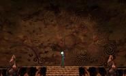 Cave painting of Primal Kyogre