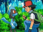 Ash&Riolu