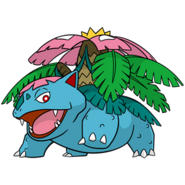 003Venusaur Mega Dream