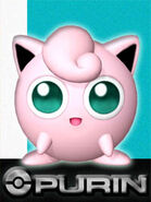 Jigglypuff (Super Smash Bros. Melee Artwork)