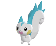 417Pachirisu Pokemon Battle Revolution