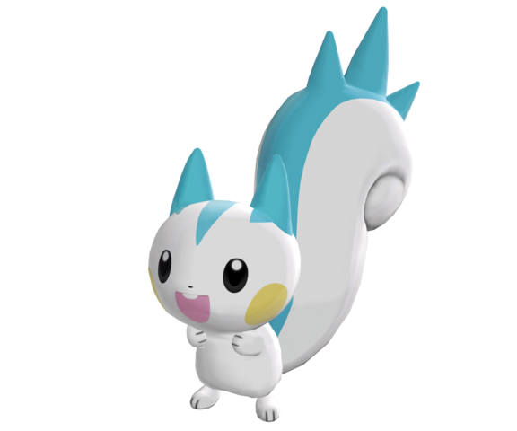 File:417Pachirisu Pokemon Battle Revolution.png