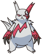 335Zangoose AG anime 2
