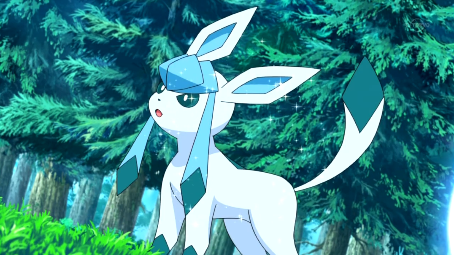 Virgil Glaceon