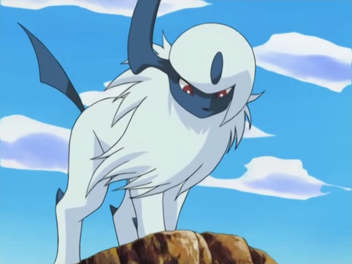 Absol anime