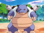 Battle Park Blastoise