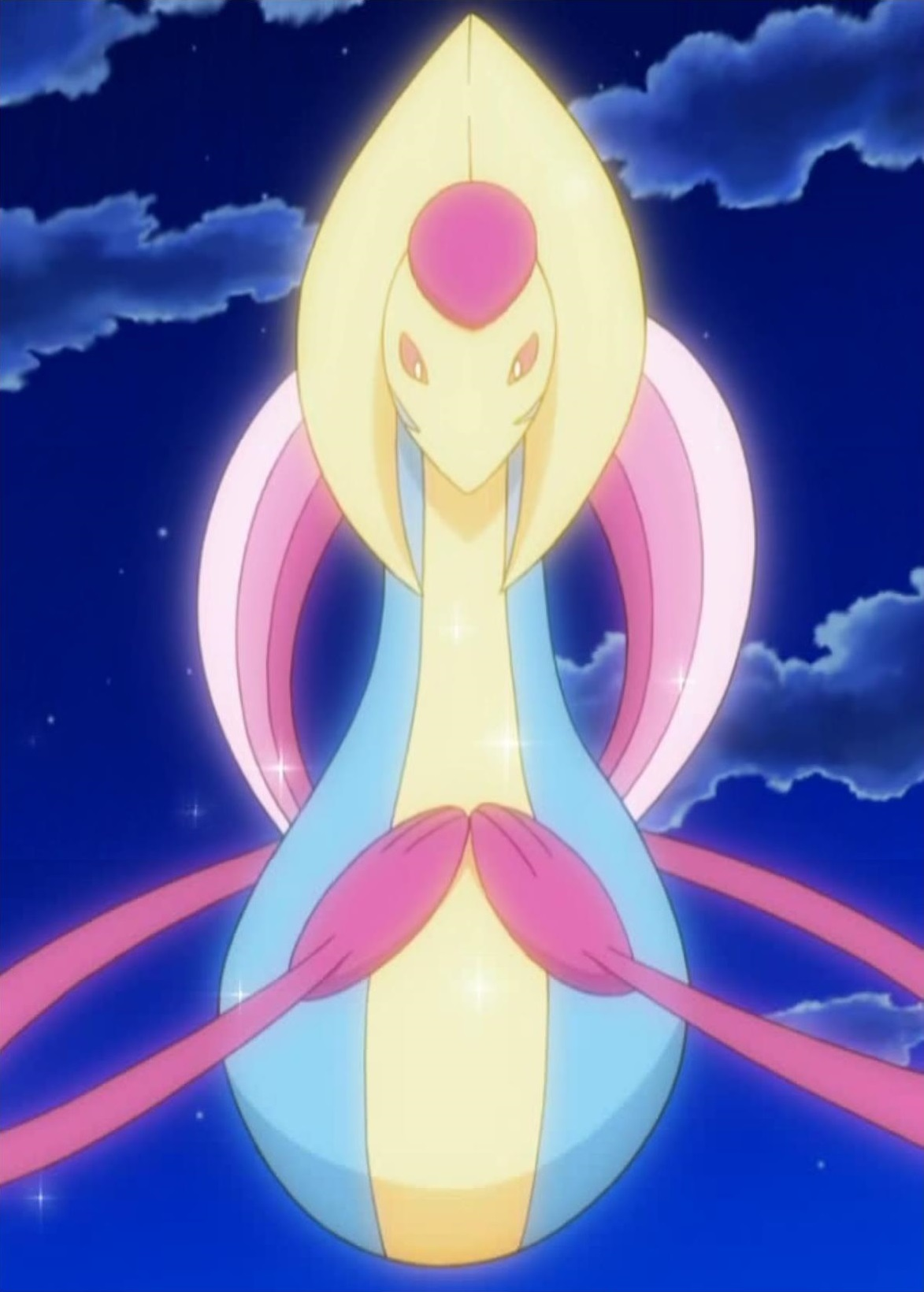 Cresselia Anime Pok 233 Mon Wiki Fandom Powered By Wikia