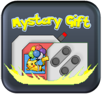 Button Mystery Gift