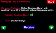 Achievement Cerulean Challenge
