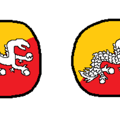 How to draw Bhutanball