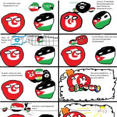 Poor arabs
