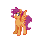 Scootaloo-Mare