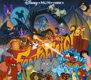 Simba, Timon, and Pumbaa's Adventures of Fantasmic! (Walt Disney World)