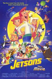 Pooh's Adventures of Jetsons the Movie Poster