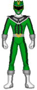 7. Courage Data Squad Ranger