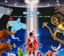 Simba, Timon, and Pumbaa's Adventures of Muppets in Space