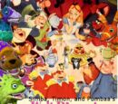 Simba, Timon, and Pumbaa's Adventures of Alice in Wonderland