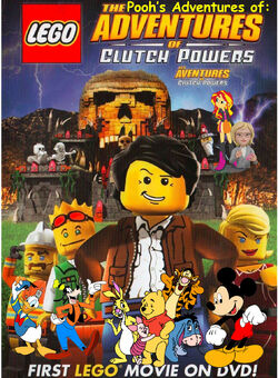 Pooh's Adventures of LEGO- The Adventures of Clutch Powers