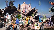 Pooh's Adventures Team (David Graham)
