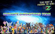 Team Robot in Pokémon XY&Z DigiDestined (Redo)