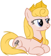 Princess Aurora's Pony Form