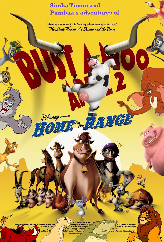 Simba, Timon, and Pumbaau0026#39;s Adventures of Home on the Range ...