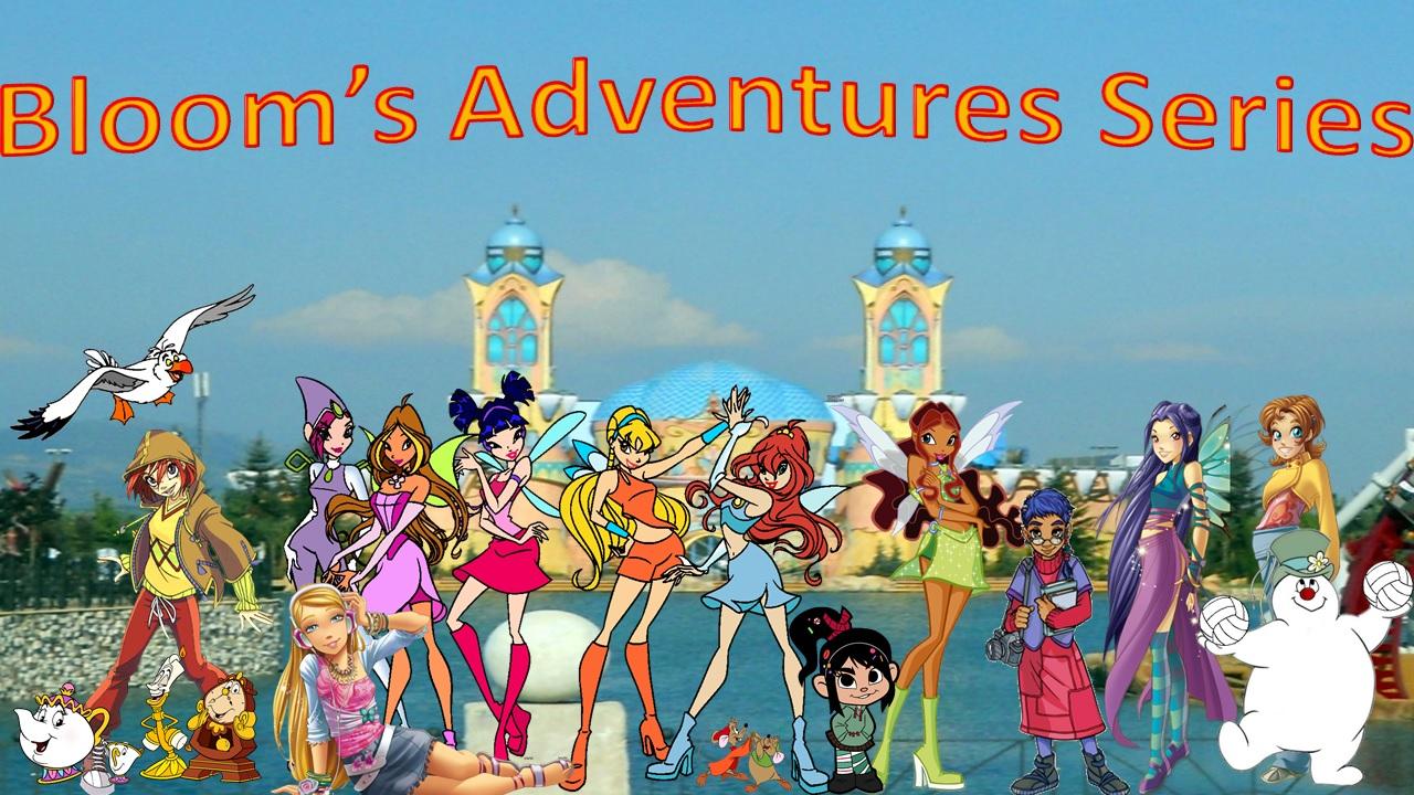 Bloom S Adventures Series Pooh S Adventures Wiki