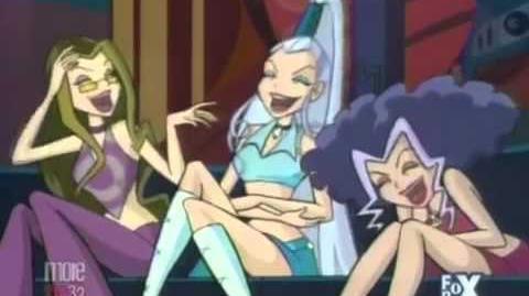 Winx Club Season 1 Episode 12 - Miss Magix