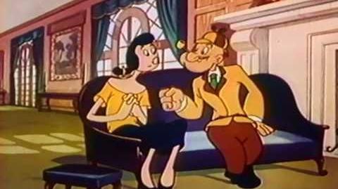 Private Eye Popeye (1954)-0