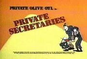 Private Secretaries-01