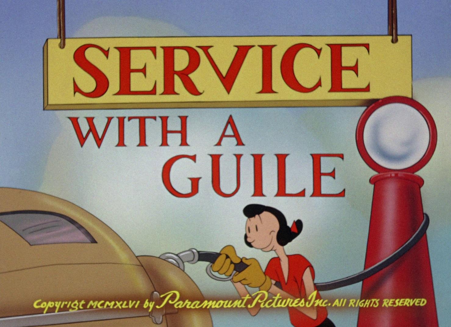 Service guile