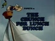 The Crunch For Lunch Bunch-01