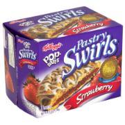 Strawberry Pastry Swirls