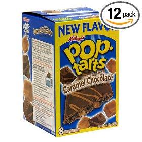 Frosted Caramel Chocolate | Pop Tarts Wiki | Fandom powered by Wikia
