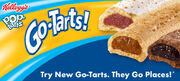 Go Tarts logo